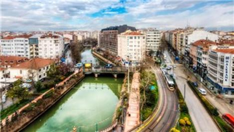 Eskişehir'de konut satışları yüzde 51 arttı