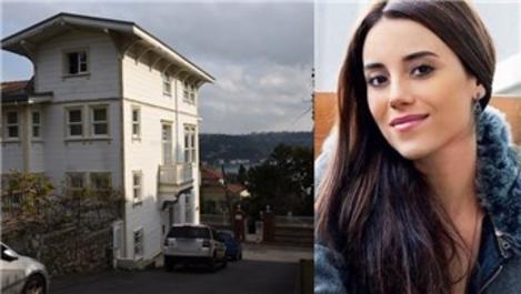 Cansu Dere, aylık 20 bin TL'ye 4 katlı villa kiraladı