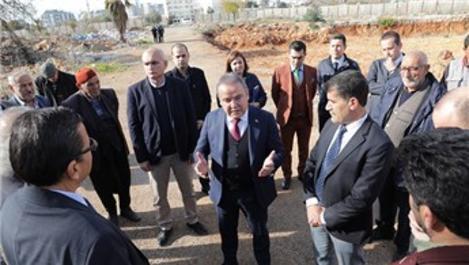 Antalya Kepez'deki kentsel dönüşüm projesi revize edilecek