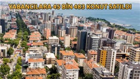 Türkiye'nin 2019 yılı konut satış istatikleri!