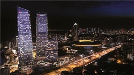Skyland İstanbul'da 180 ay yüzde 0,79 faizle!
