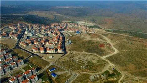 Manisa'da TOKİ konutlarına 2 bin 456 başvuru geldi