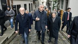 Bakan Ersoy, Beyoğlu Kültür Yolu Planı'nı açıkladı