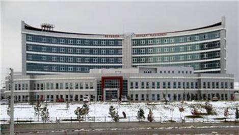 Beyşehir Devlet Hastanesi'nde bir yılda 475.967 kişi tedavi gördü