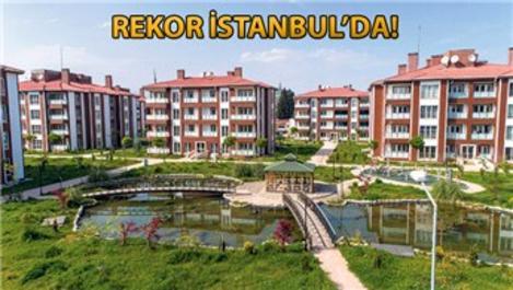 İstanbul'da 10 bin sosyal konuta 376 bin talep geldi!