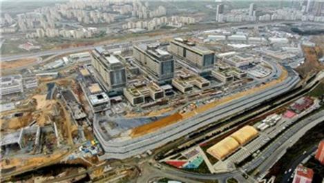 İBB, Başakşehir Şehir Hastanesi'nin yol inşaatını durdurdu