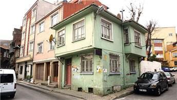 Orhan Kemal'in Fatih'teki evi yıkılmak üzere!