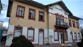 Kırklareli'ndeki Tarihi Gar Binası restore edilecek