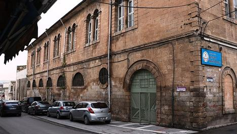 Şanlıurfa'daki tarihi okul restore edildi