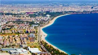 Antalya'da en çok konut satışı Kepez'de gerçekleşti