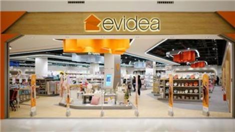 Evidea'dan mağaza zinciri için ilk adım!