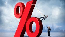 Konut kredisi faiz ortalaması yüzde 1.2'ye geriledi