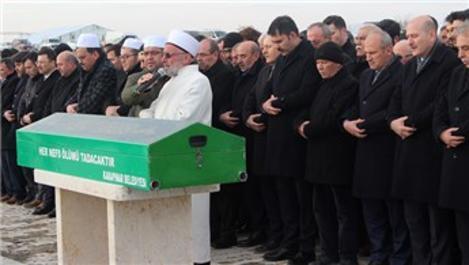 Bakan Kurum'un amcası Hanifi Kurum vefat etti