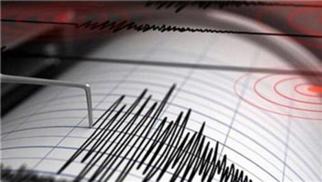 Manisa'da 5.1 büyüklüğünde deprem! İstanbul da sallandı!