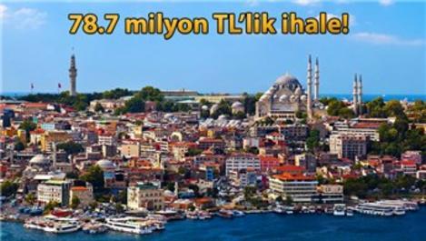 İstanbul'un 5 ilçesinde satılık 100 gayrimenkul!