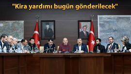 """""""Elazığ'da 10 bin konutluk uydukent kuracağız"""""""