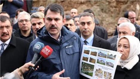 Elazığ'a çelik kontrüksiyondan tek katlı evler yapılacak