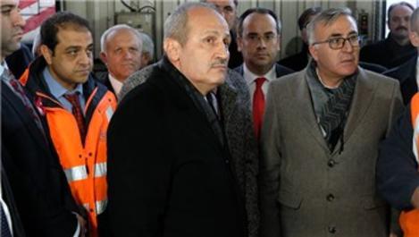 'Eskişehir'i Antalya'ya hızlı demiryolu hattı ile bağlayacağız'
