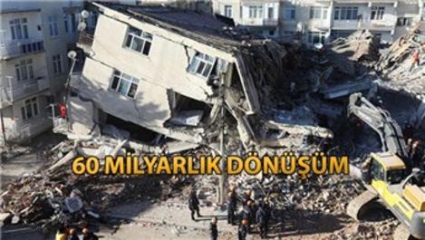 Elazığ ve Malatya'ya 6 bin 400 konut yapılacak!