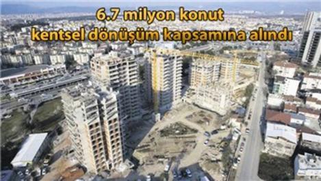 İşte kentsel dönüşümde vatandaşa sunulan destekler!