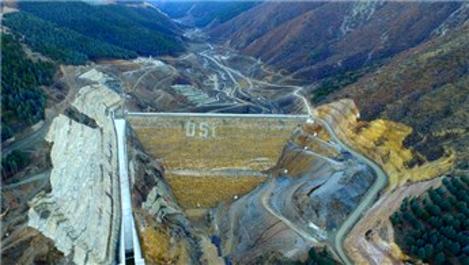 DSİ, Afyonkarahisar'a 17 yılda 40 baraj ve 23 gölet yaptı
