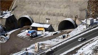 Akdeniz Sahil Yolu Projesi'nde 5 tünel ile 2 viyadük yapılacak