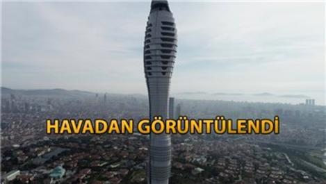 Çamlıca Kulesi'nin inşaatında son aşamaya gelindi!