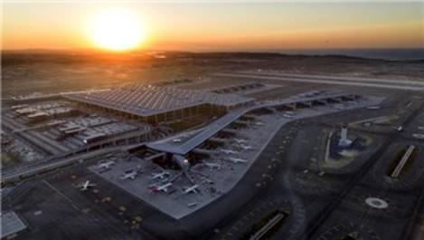 İstanbul Havalimanı dünya ikincisi oldu
