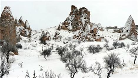 Kapadokya'yı Ocak ayında 159 bin 245 turist ziyaret etti