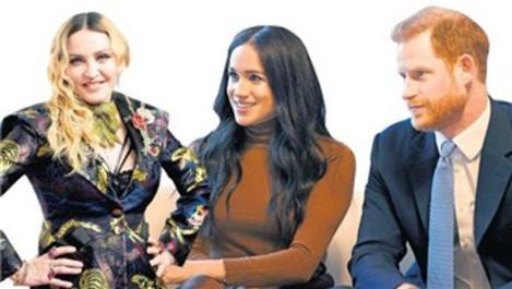 Madonna, New York'taki evini Harry ve Meghan'a kiralamak istiyor