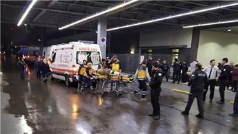 Pendik Metrosu inşaatında göçük: 4 yaralı