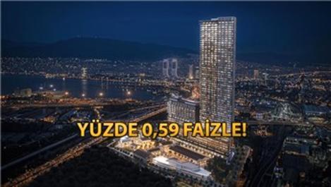Mahall Bomonti İzmir'de 4.150 TL'den başlayan taksitle!