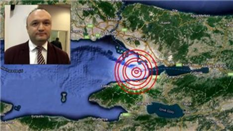 'Marmara'da 7'nin üzerinde bir deprem bekleniyor'