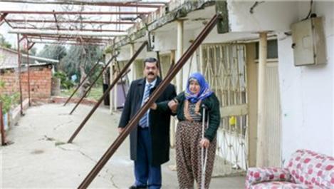 Antalya'daki 'eğik evler'de oturanlar korku içinde yaşıyor!