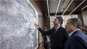Deprem bölgesinde kentsel dönüşüm için düğmeye basıldı
