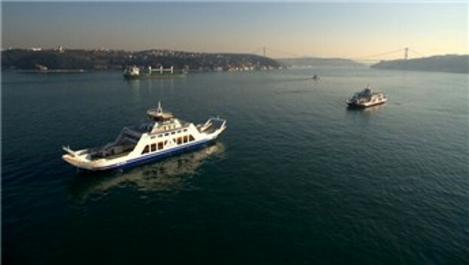 İstanbul'da arabalı vapur hatlarına zam geldi!