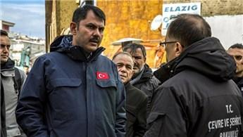 """""""Elazığ'da kentsel dönüşümü yıl sonuna kadar bitirmek istiyoruz"""""""