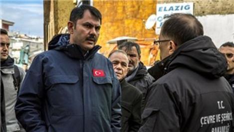 'Elazığ'da kentsel dönüşümü yıl sonuna kadar bitirmek istiyoruz'