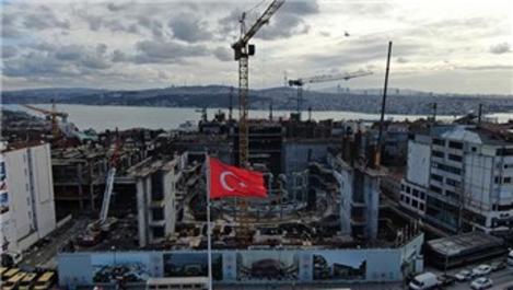 AKM'nin binası yükselmeye başladı