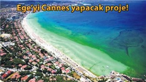 Çeşme Projesi ile denize sıfır otel yapılamayacak