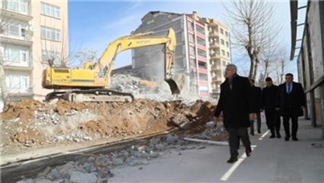 Deprem konutlarının temeli 10 gün içinde atılacak