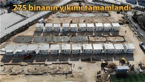 Elazığ'da konteyner kentler için çalışmalar sürüyor