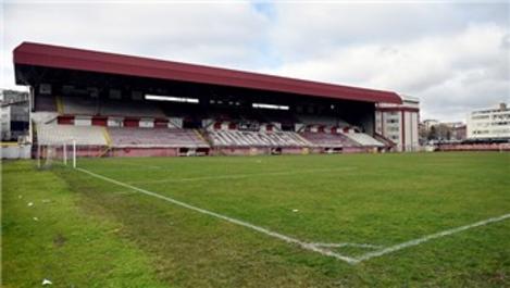 Güngören Yahya Baş Stadyumu yıkım için boşaltılıyor