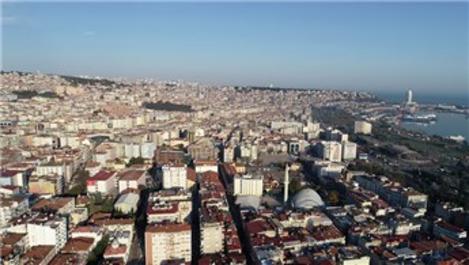 Yabancılar Samsun'dan bin 50 gayrimenkul aldı