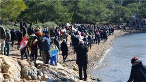 Ayvalık Tabiat Parkı ihalesi iptal edildi