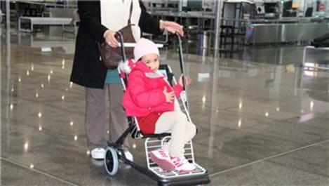 İstanbul Havalimanı'nda ücretsiz bebek arabası hizmeti!