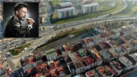 İBB'den Tarkan'ın Bayrampaşa'daki arazisine 7'inci kez red!