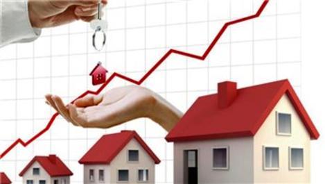 Konut fiyat endeksi Aralık'ta yüzde 1,41 arttı