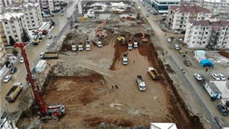 Elazığ'da yeni konutlar temel atma aşamasına geldi