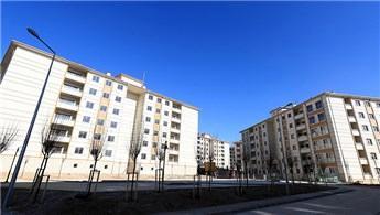 TOKİ'nin Malatya'daki sosyal konutları için 16 bin kişi başvurdu